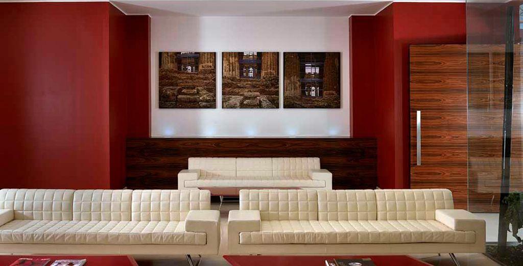e dalle atmosfere rilassanti che uniscono alla tradizione locale un design contemporaneo