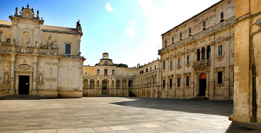 scoprite ogni scorcio del Barocco Leccese