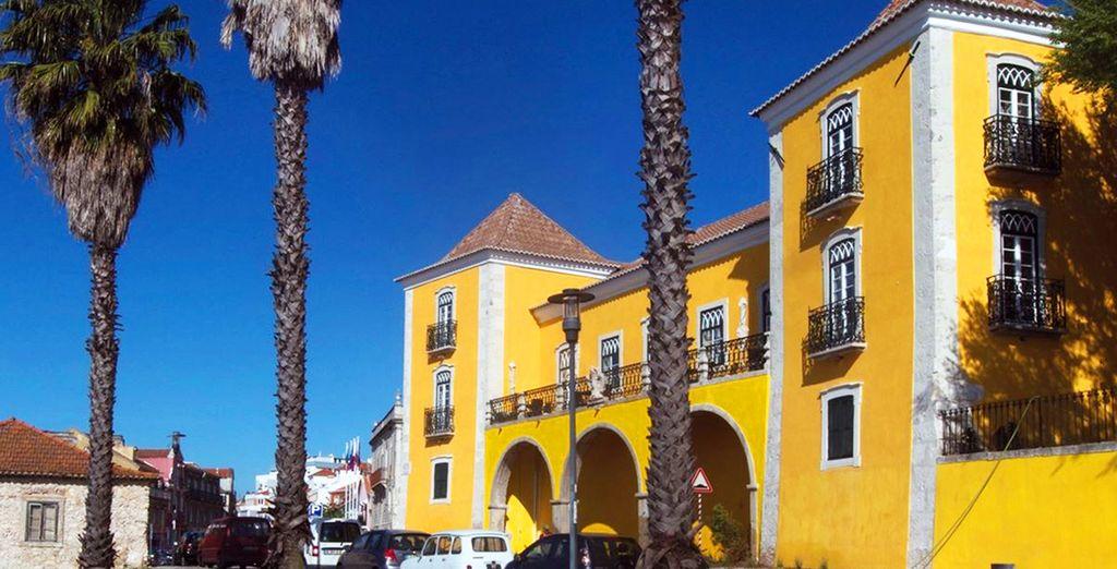 Hotel Vila Gale Collection Palacio dos Arcos 5* vi dà il benvenuto