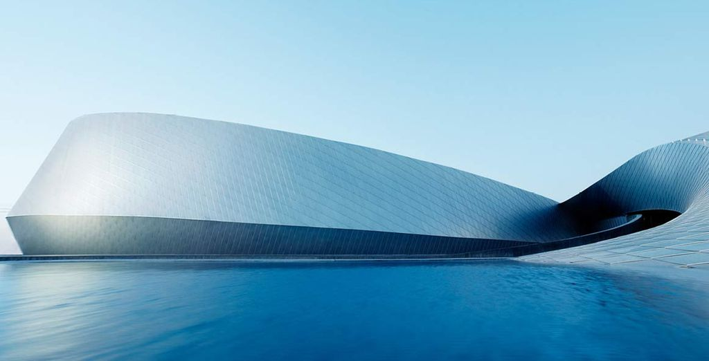 dove strutture dal design moderno vi affascineranno
