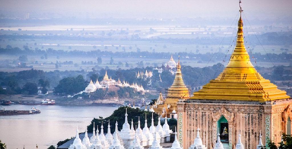 Proseguirete per Mandalay