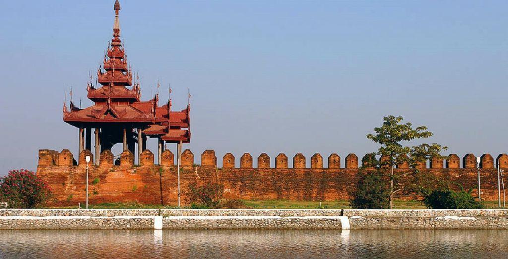 visitando i suoi templi