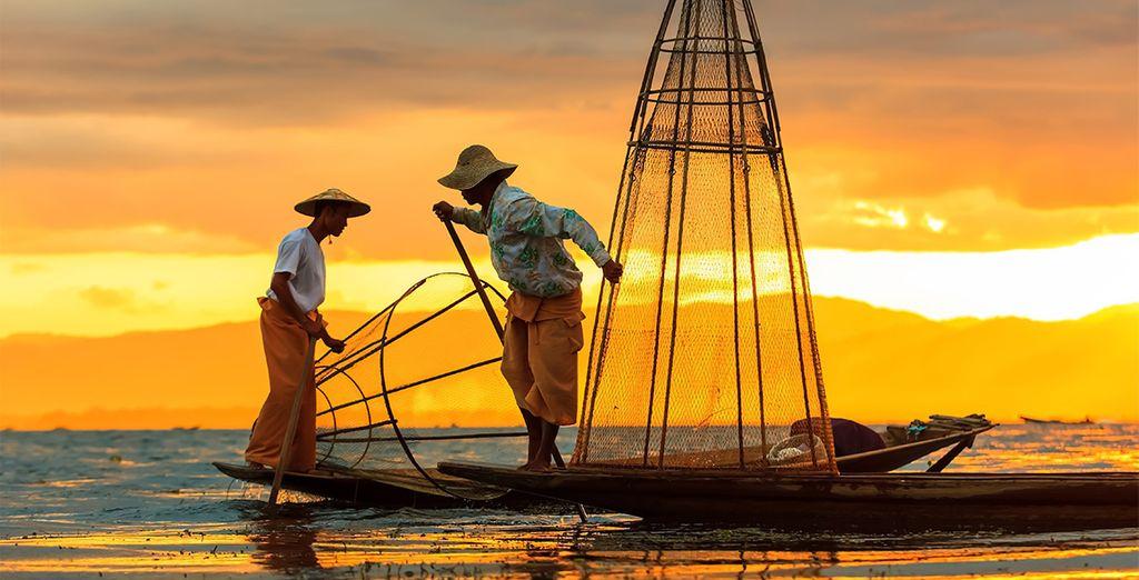 alla scoperta delle meraviglie del Myanmar