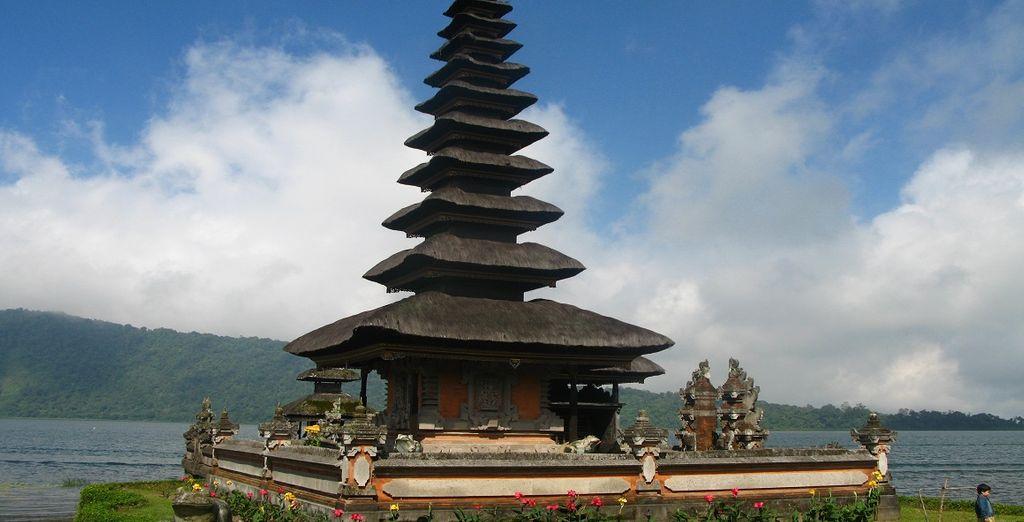 Bali è una destinazione da sogno, che vi offre cultura