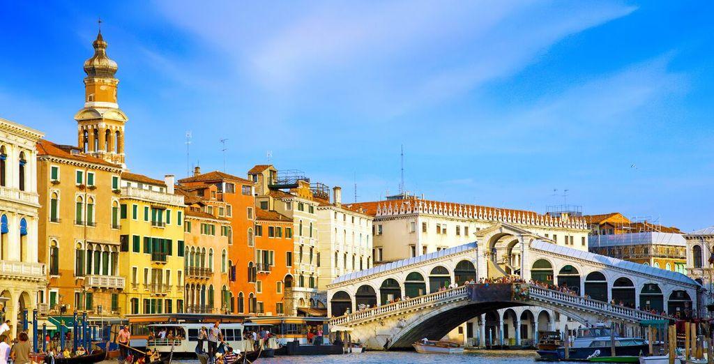 Meta ideale per partire alla scoperta di Venezia