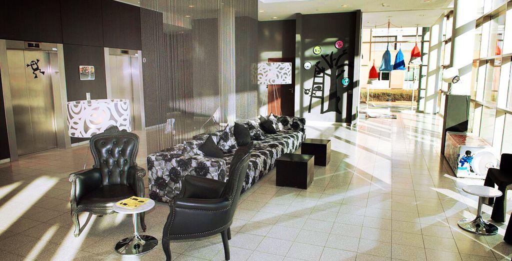 Il Dutch Design Hotel Artemis 4* vi attende