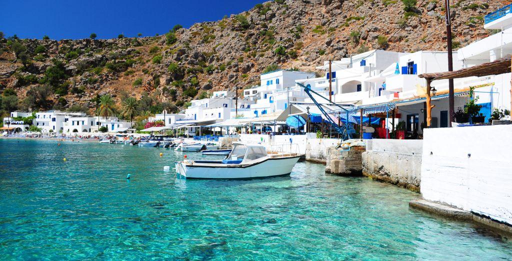 Partite alla scoperta di Creta