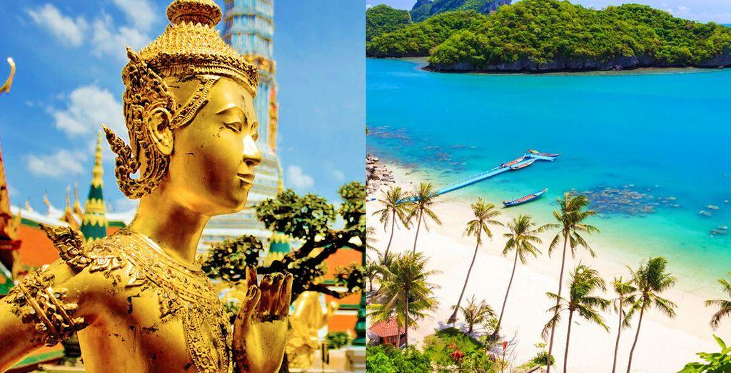 Partite per un viaggio nella magica Thailandia