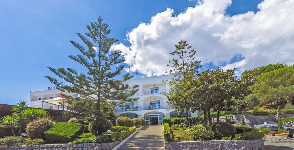 Il Marcaneto Hotel è pronto a darvi il benvenuto
