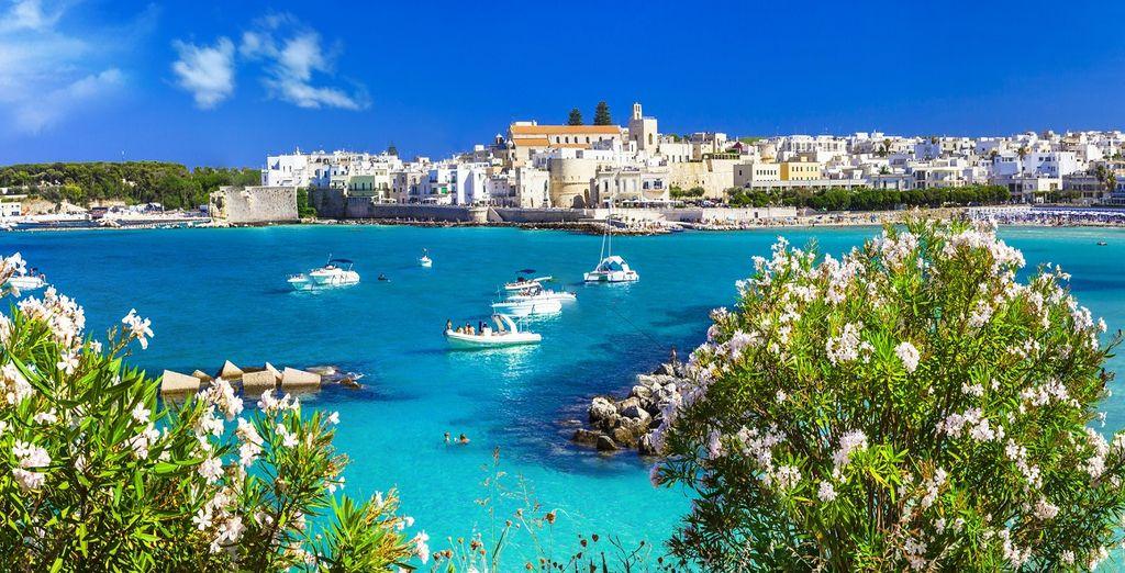 Partite per la splendida Puglia