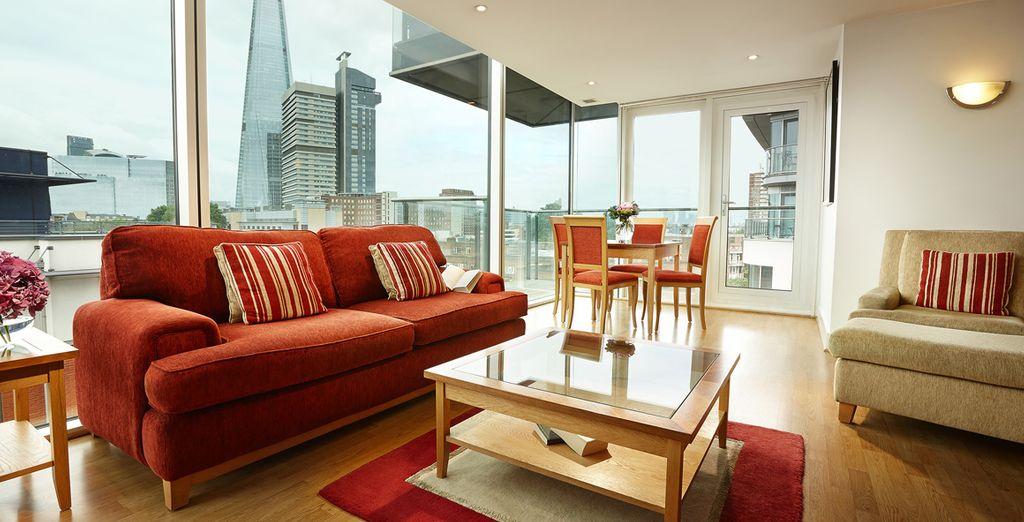 Benvenuti uno splendido residence, il Marlin Apartments