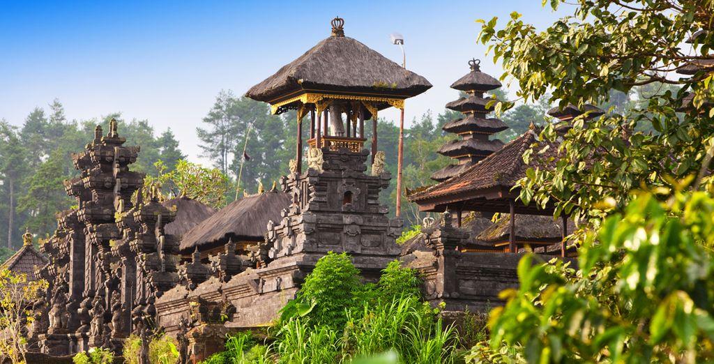 e i molteplici templi che rendono questo luogo famoso in tutto il mondo
