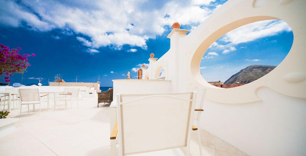 concedetevi un momento di vera tranquillità presso La Settima Luna Hotel