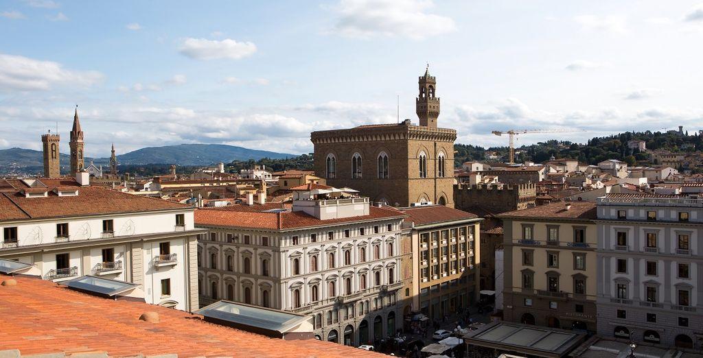 Benvenuti a Firenze!