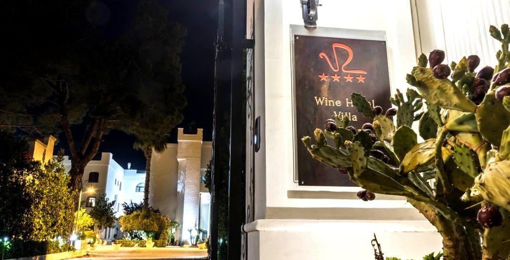Villa Donna Lisa Wine Hotel vi apre le sue porte