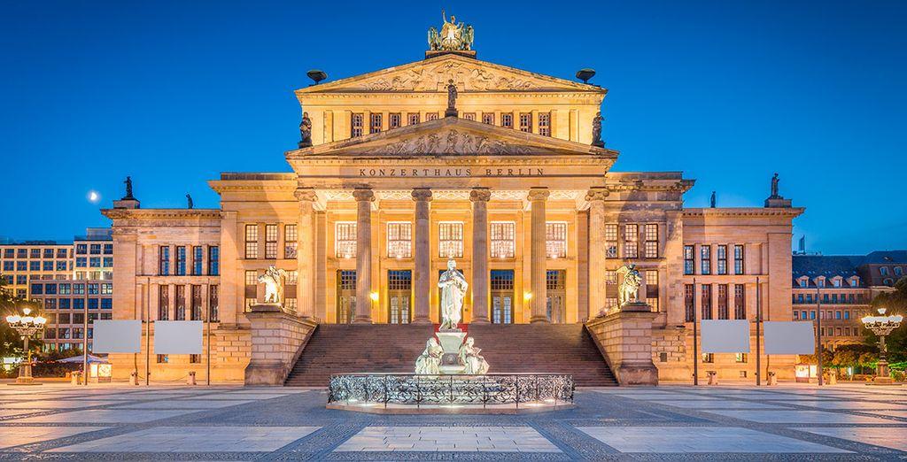 Monumenti e architetture di Berlino in Germania