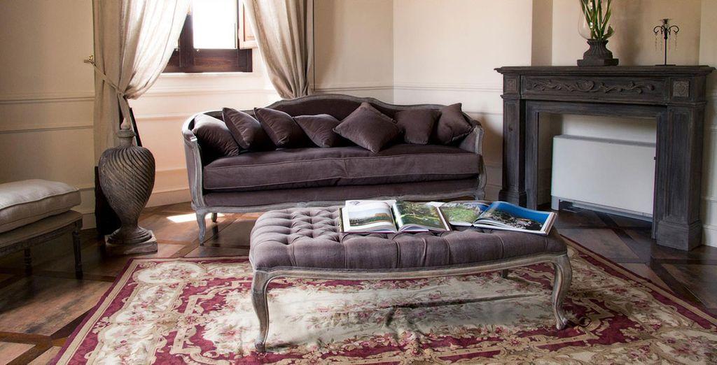 dotata di tutti i comfort per un piacevole soggiorno