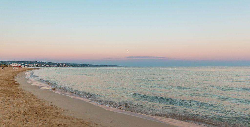 tra mare cristallino e tramonti unici