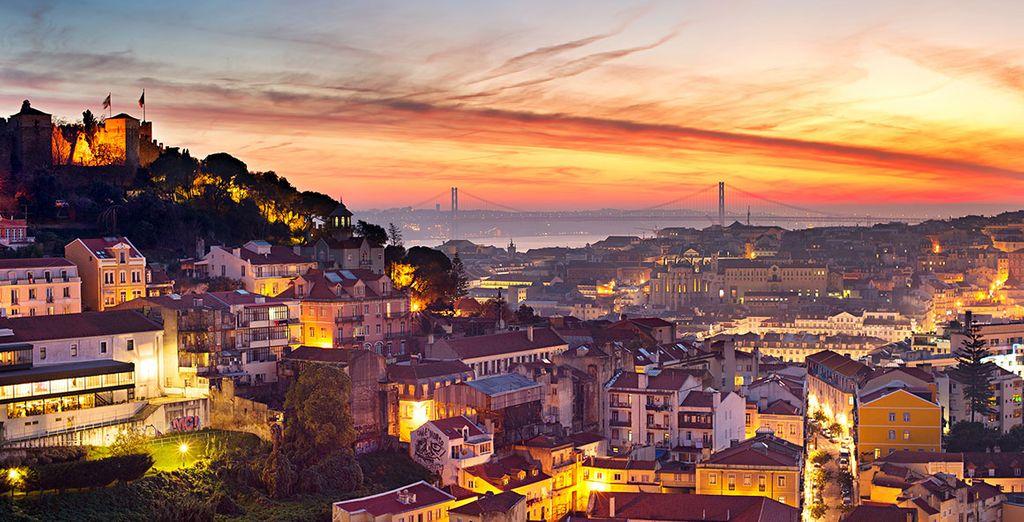 Benvenuti a Lisbona!