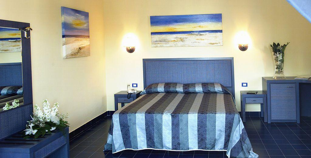 La vostra elegante camera comfort