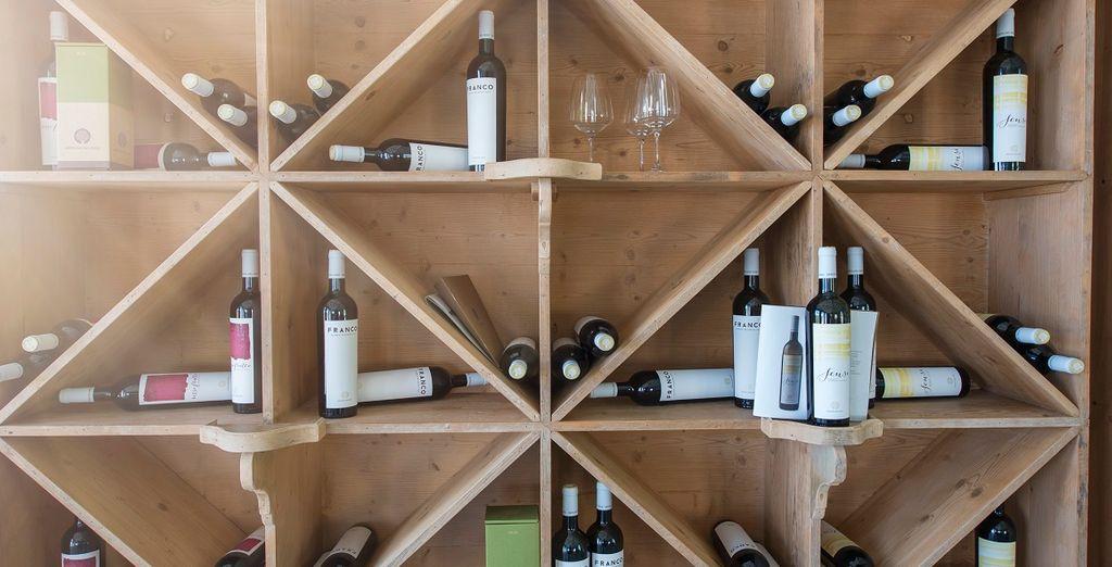 E' inclusa nella vostra offerta una degustazioni di oli e vini prodotti nella tenuta di 45 ettari