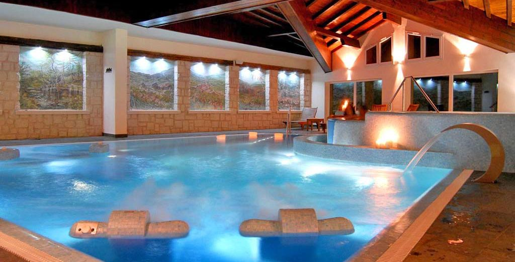 Benvenuti nella vostra vacanza di relax con accesso libero alla SPA