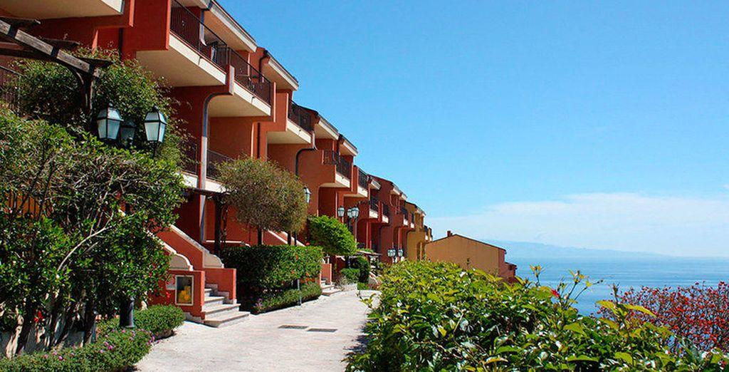 Il Capo dei Greci Taormina Bay Hotel & SPA è pronto ad accogliervi