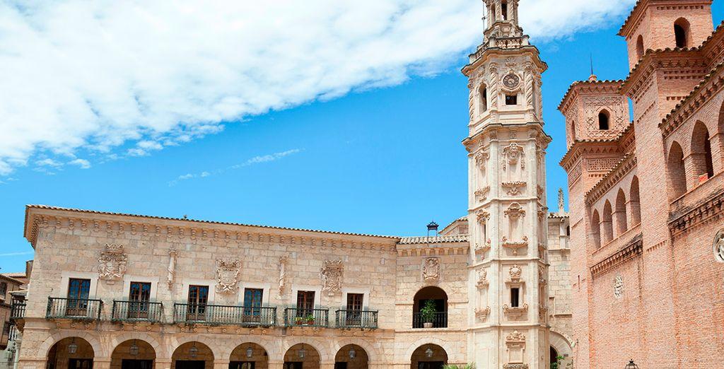Potrete visitare Palma di Maiorca