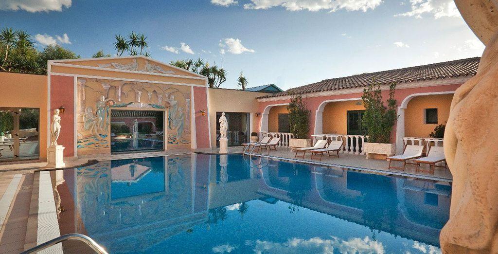 Il Cala Ginepro Resort 4* è il luogo ideale per un soggiorno di benessere