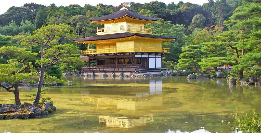 Per poi proseguire a Kyoto