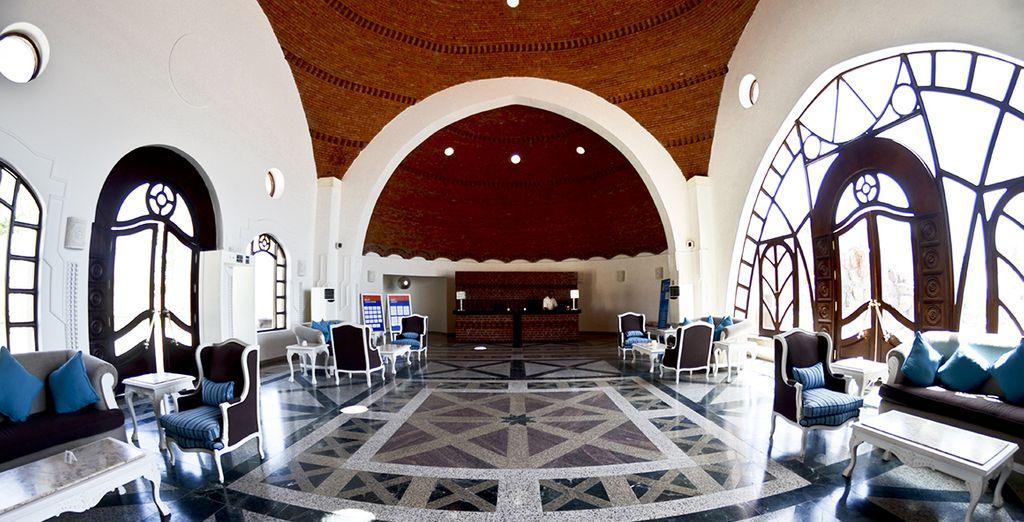 Shams Alam Beach Resort 4* è lieto di accogliervi