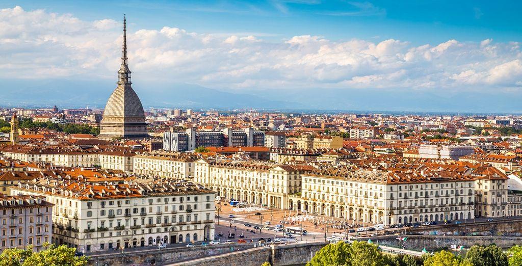 Non perdete l'occasione di visitare la splendida Torino