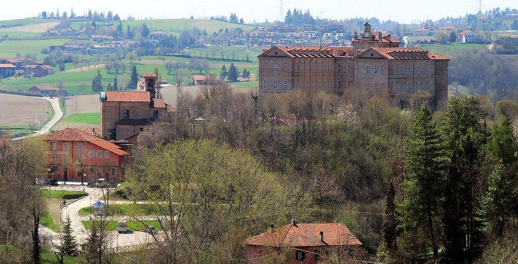 Partite per una vacanza rilassante in Piemonte!