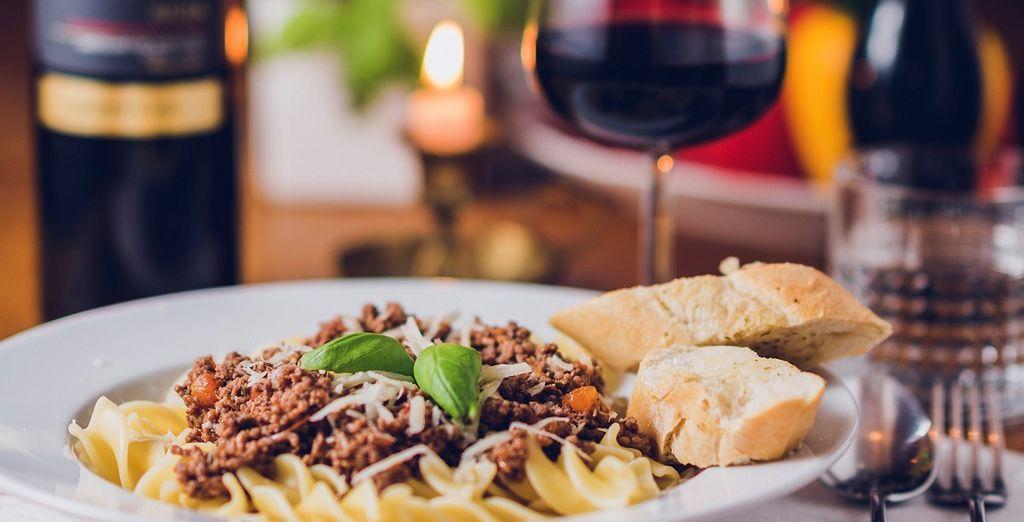 e avrete la possibilità di gustare ottimi piatti ispirati alla cucina tradizionale piemontese