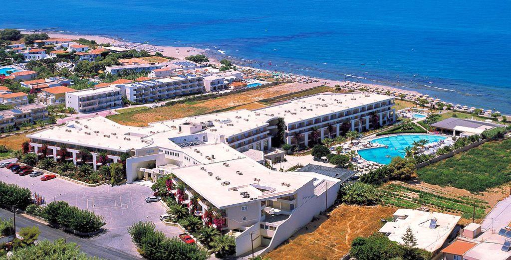 Il Rethymno Palace è una moderna struttura