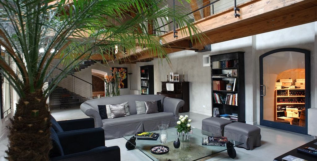 stile classico e comfort ecosostenibile