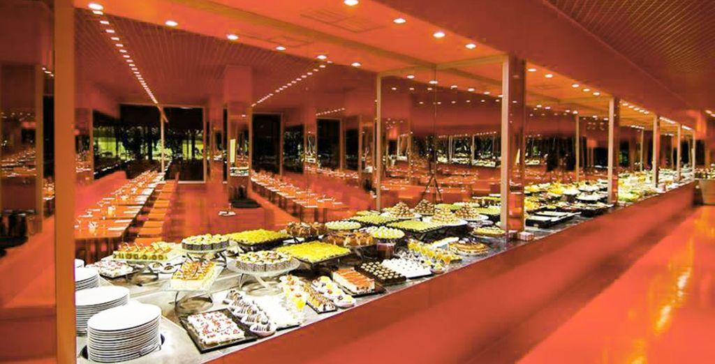 Assaporate tutti i gusti della cucina turca grazie al trattamento di Mezza Pensione