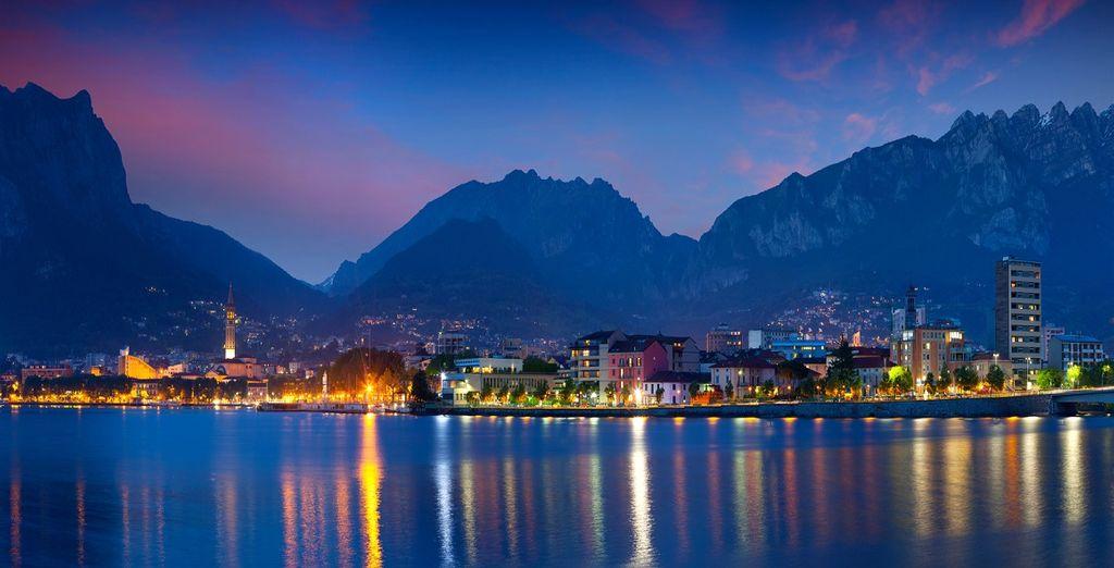 Una vacanza rilassante sulle rive del Lago di Como