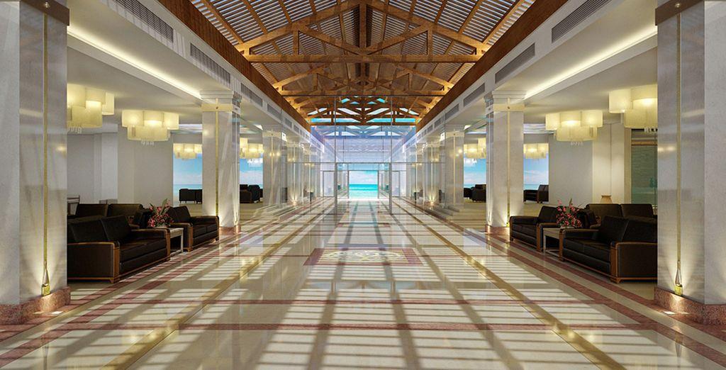Miraggio Thermal SPA Resort vi dà il benvenuto