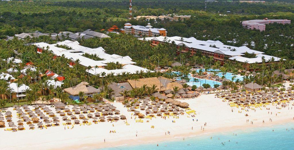 Godetevi il vostro soggiorno nella Repubblica Dominicana