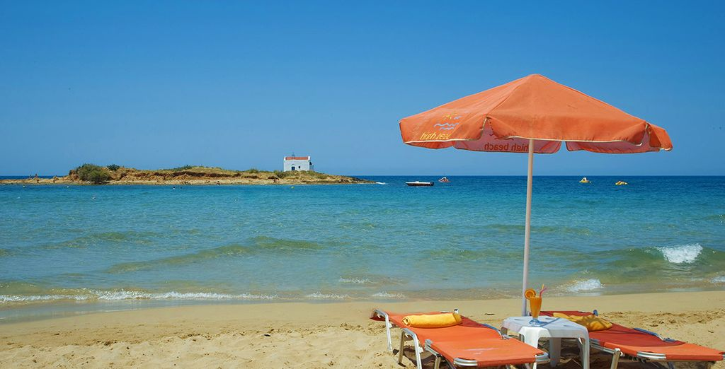 Godete di momenti di relax in spiaggia