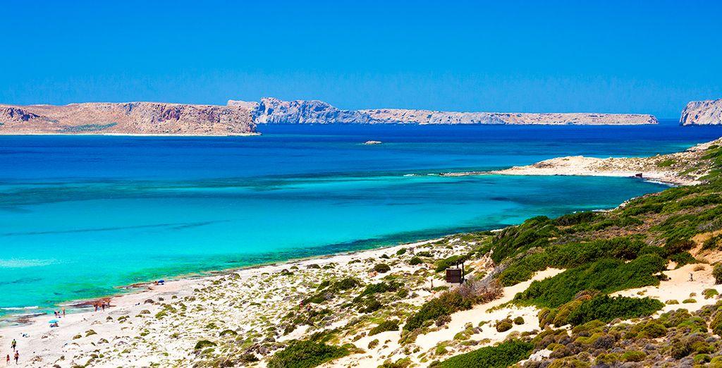 Partite alla scoperta di Creta tra paesaggi meravigliosi e natura rigogliosa