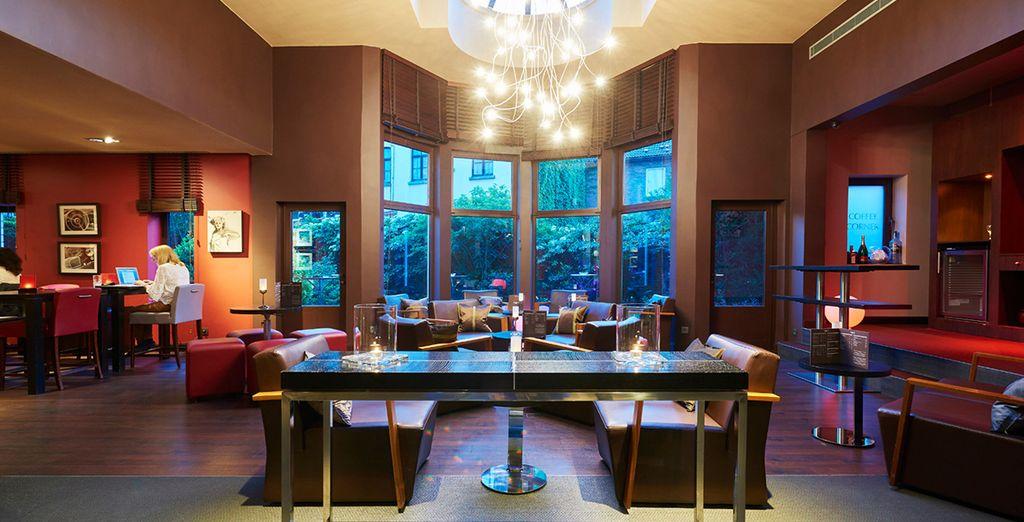 Il The Icones Lounge Bar & Restaurant è pronto ad accogliervi