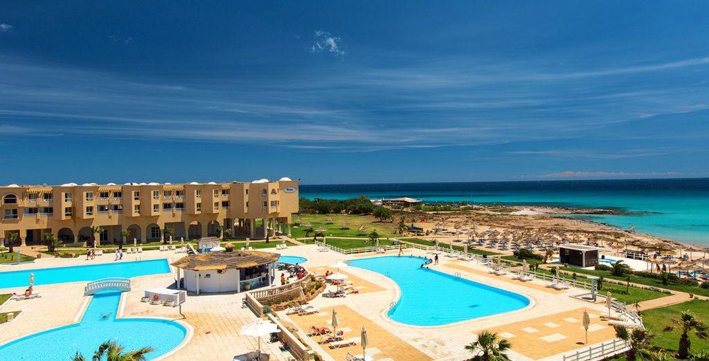 Il Kelibia Beach Hotel & SPA 4*