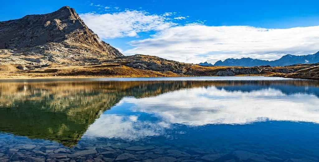 Scoprite la Valtellina, un luogo incantevole immerso nella natura incontaminata