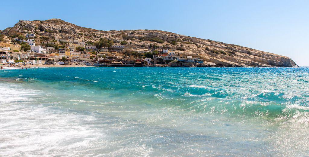 venite con noi a scoprire spiagge incantate