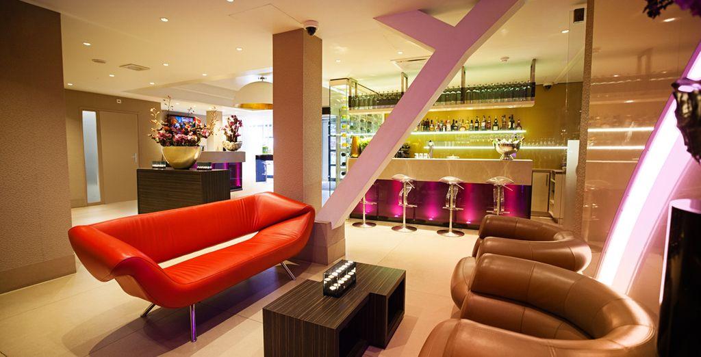 Benvenuti al The Albus - Design Hotel Amsterdam Center 4*