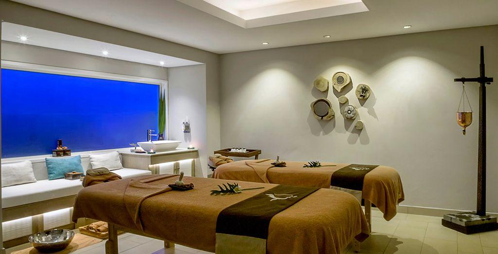 Coccolate corpo e mente con massaggi esclusivi