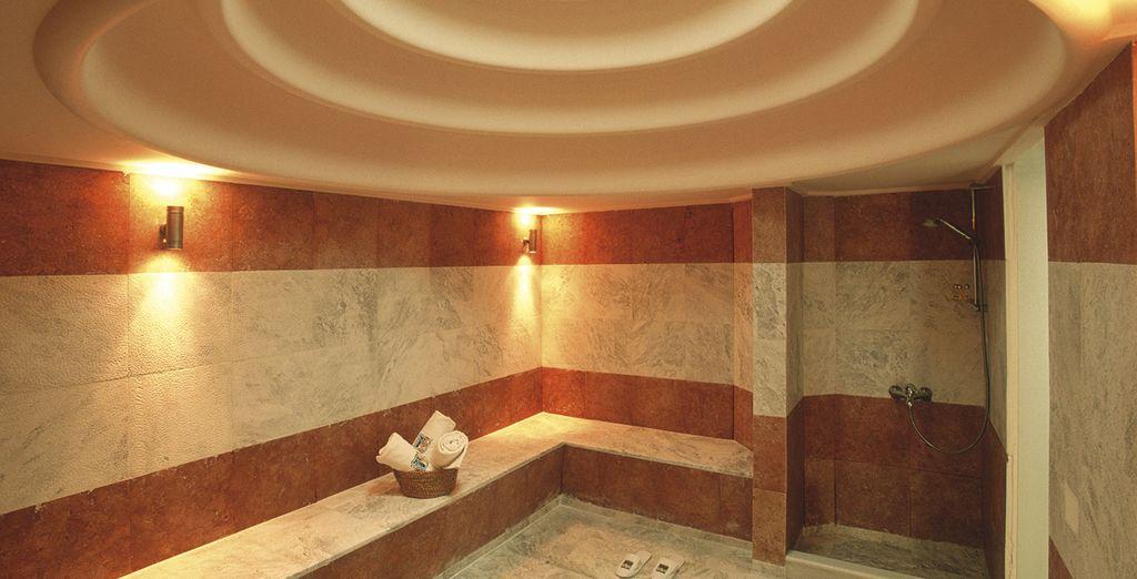 Grazie alle stupende strutture e all'ampia scelta di massaggi, trattamenti e aromaterapia
