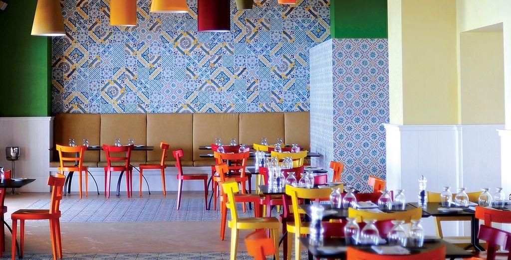Come il ristorante Liolà particolare nel nome e nel design
